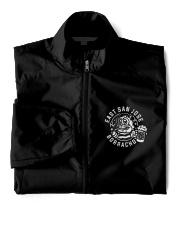 EAST SAN JOSE BORRACHO WIND BREAKER JACKET Lightweight Jacket garment-embroidery-jacket-lifestyle-08