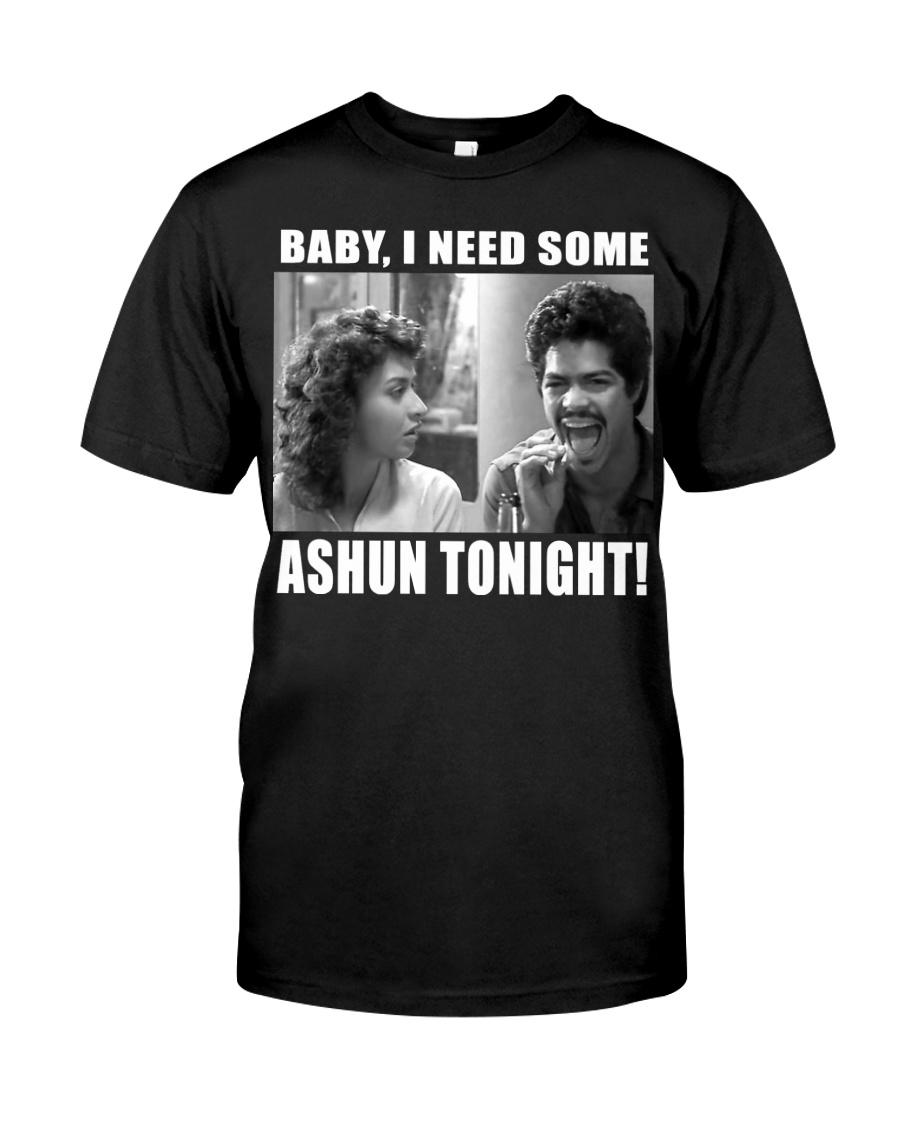 ASHUN TONIGHT Classic T-Shirt
