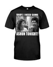 ASHUN TONIGHT Classic T-Shirt front