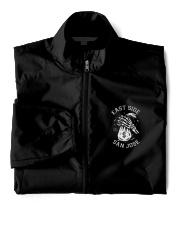 ESSJ MONET GRABBER WIND BREAKER Lightweight Jacket garment-embroidery-jacket-lifestyle-08