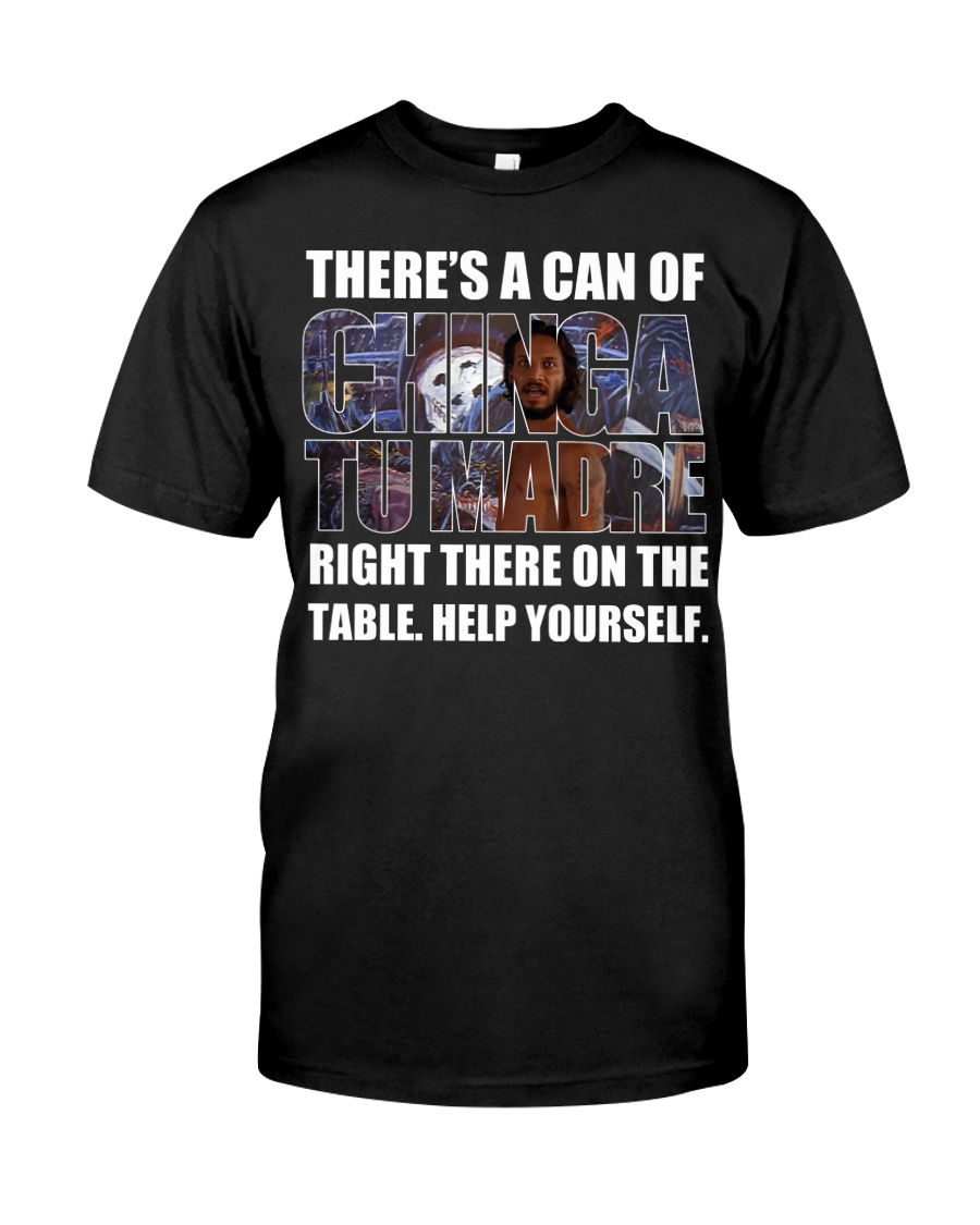 THERE'S A CAN t-shirt Classic T-Shirt