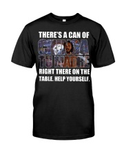 THERE'S A CAN t-shirt Classic T-Shirt front