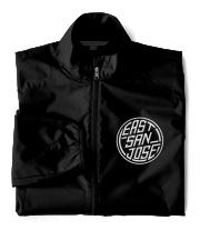 EAST SAN JOSE VINTAGE LOGO WIND BREAKER Lightweight Jacket garment-embroidery-jacket-lifestyle-08