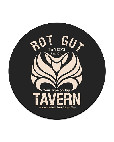 Rot Gut Tavern Logo Tshirt