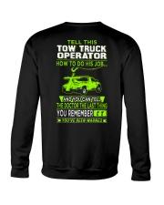 How To Do My Job - Snatch Crewneck Sweatshirt thumbnail