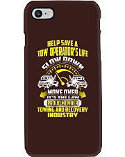 Proud Member Towing And Recovery Phone Case thumbnail