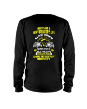 Proud Member Towing And Recovery Long Sleeve Tee thumbnail