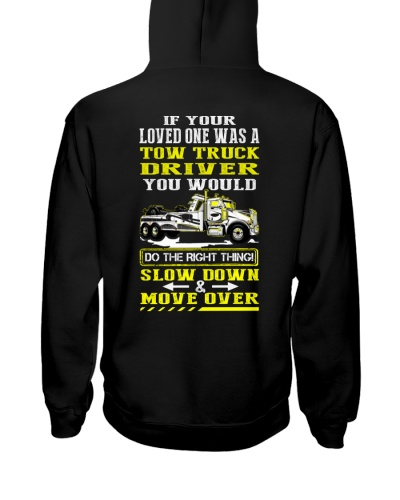 TOW TRUCK DRIVER DO THE RIGHT THING