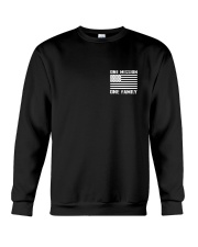 ONE MISSION ONE FAMILY - SLOW DOWN MOVE OVER Crewneck Sweatshirt thumbnail