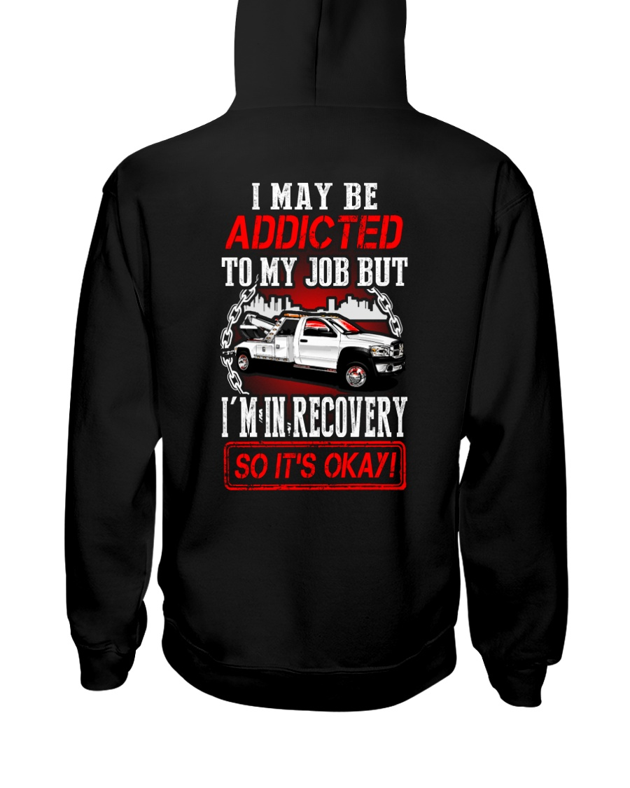 TOW ADDICT Hooded Sweatshirt
