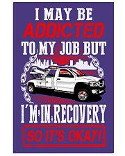 TOW ADDICT 24x36 Poster thumbnail