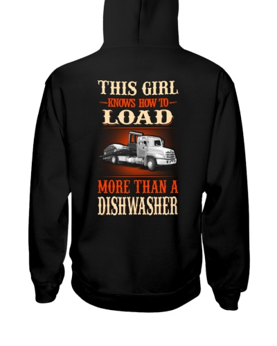 LADY OP - LOAD MORE THAN A DISHWASHER