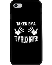 TAKEN BY A TOW TRUCK DRIVER  Phone Case thumbnail