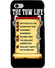 THE TOW LIFE CHECKLIST Phone Case thumbnail