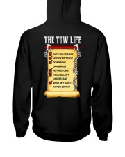 THE TOW LIFE CHECKLIST Hooded Sweatshirt thumbnail