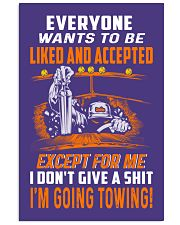 I'M GOING TOWING 24x36 Poster thumbnail