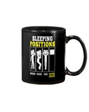 TOW OP SLEEPING POSITIONS Mug thumbnail