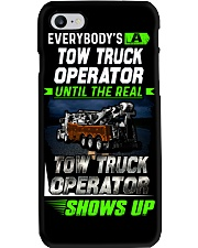 The Real Tow Truck Operator - Heavy Phone Case thumbnail