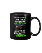 The Real Tow Truck Operator - Heavy Mug thumbnail