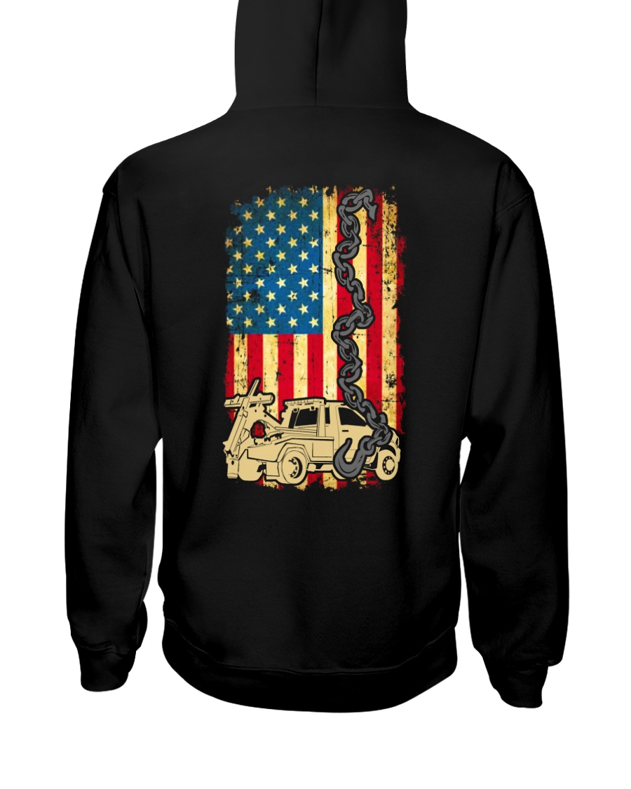PROUD TOWMAN Hooded Sweatshirt