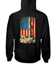 PROUD TOWMAN Hooded Sweatshirt back