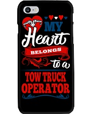 MY BELONGS TO A TOW TRUCK OPERATOR Phone Case thumbnail