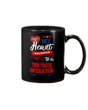 MY BELONGS TO A TOW TRUCK OPERATOR Mug thumbnail
