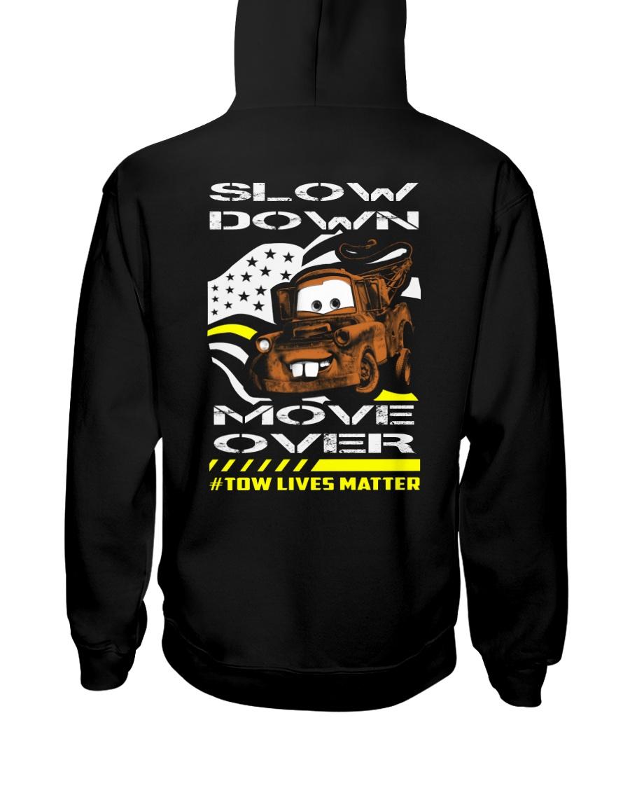 TOW LIVES MATTER Hooded Sweatshirt