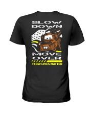 TOW LIVES MATTER Ladies T-Shirt thumbnail