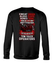 Real Men - Heavy Tow Truck Crewneck Sweatshirt thumbnail