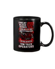 Real Men - Heavy Tow Truck Mug thumbnail
