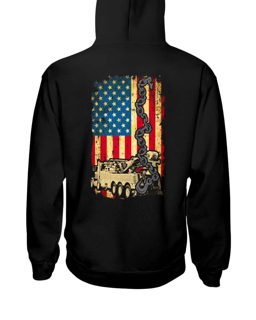 PROUD TOWMAN 3 Hooded Sweatshirt