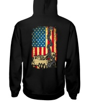 PROUD TOWMAN 3 Hooded Sweatshirt back