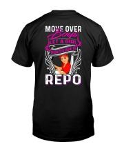 MOVE OVER BOYS : REPO LADIES ROCK Classic T-Shirt thumbnail