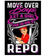 MOVE OVER BOYS : REPO LADIES ROCK 24x36 Poster thumbnail