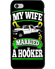 MY WIFE MARRIED A HOOKER Phone Case thumbnail