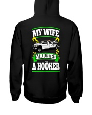 MY WIFE MARRIED A HOOKER Hooded Sweatshirt thumbnail