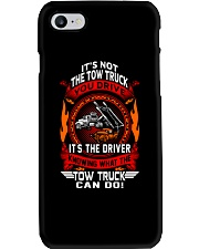 Not The Truck It's The Driver Phone Case thumbnail