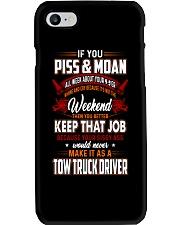 TOW TRUCK DRIVER PMWC Phone Case thumbnail