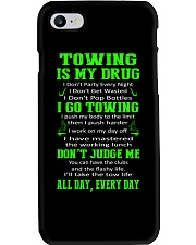 TOWING IS MY DRUG Phone Case thumbnail