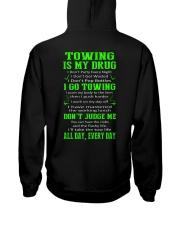TOWING IS MY DRUG Hooded Sweatshirt thumbnail