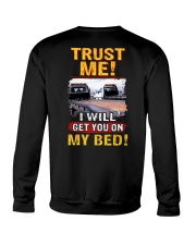 ON MY BED 2 Crewneck Sweatshirt thumbnail