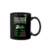 Tow Truck Driver Hourly Rate Snatch Mug thumbnail