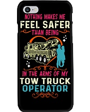IN THE ARMS OF MY TOW TRUCK OPERATOR HEAVY Phone Case thumbnail