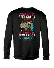 IN THE ARMS OF MY TOW TRUCK OPERATOR HEAVY Crewneck Sweatshirt thumbnail