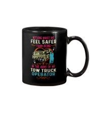 IN THE ARMS OF MY TOW TRUCK OPERATOR HEAVY Mug thumbnail