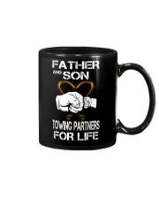 TOWING PARTNERS FOR LIFE SON Mug thumbnail
