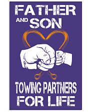 TOWING PARTNERS FOR LIFE SON 24x36 Poster thumbnail