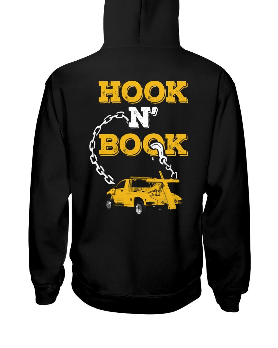Hook N' Book Repo Agent Hooded Sweatshirt