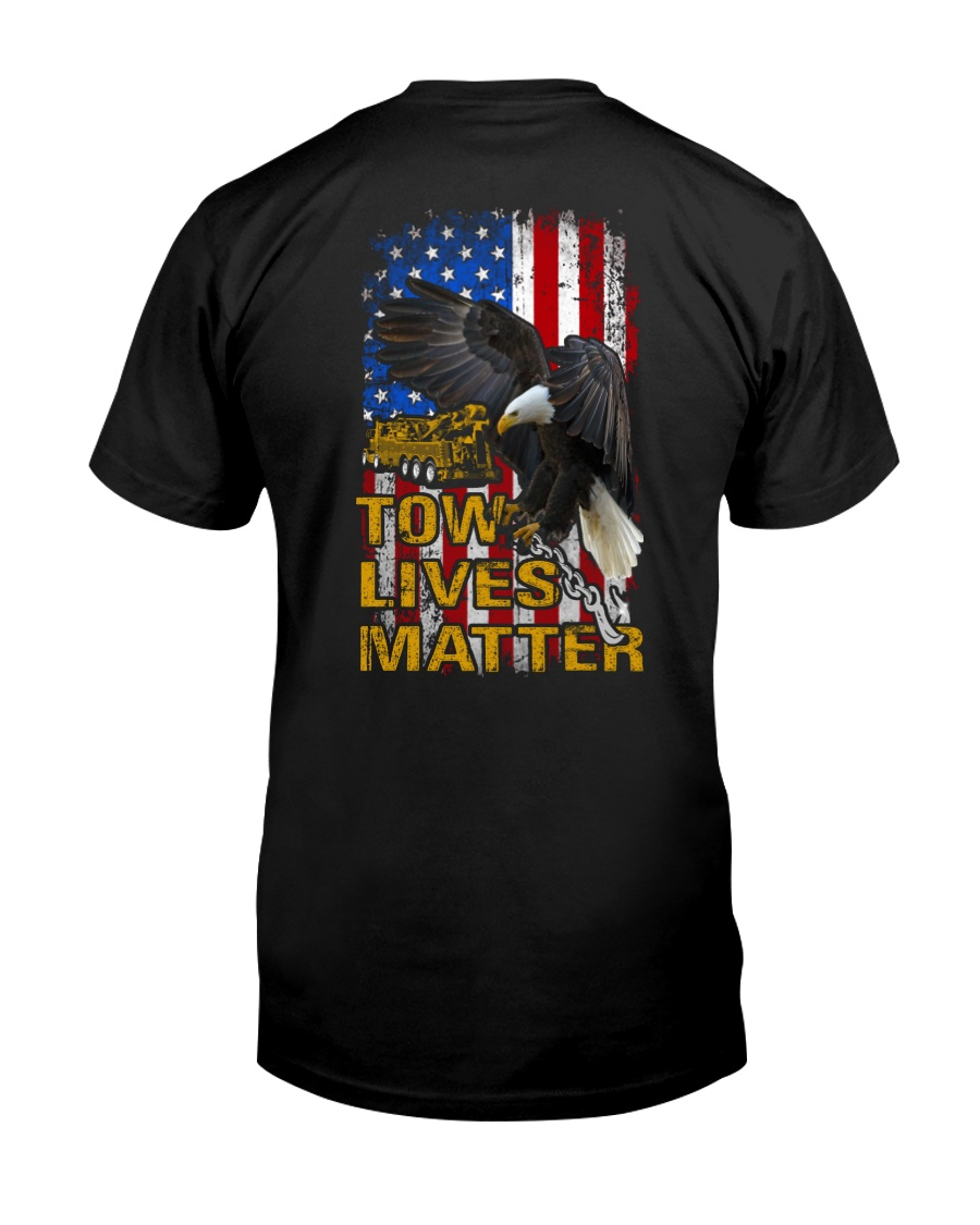 TOW LIVES MATTER 7 - HEAVY Classic T-Shirt
